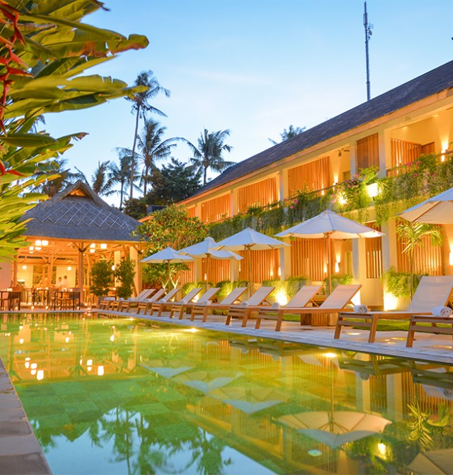 The Open House Bali en Indonesia