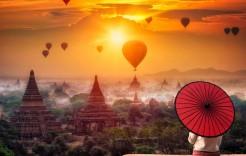 en Myanmar - Tailandia