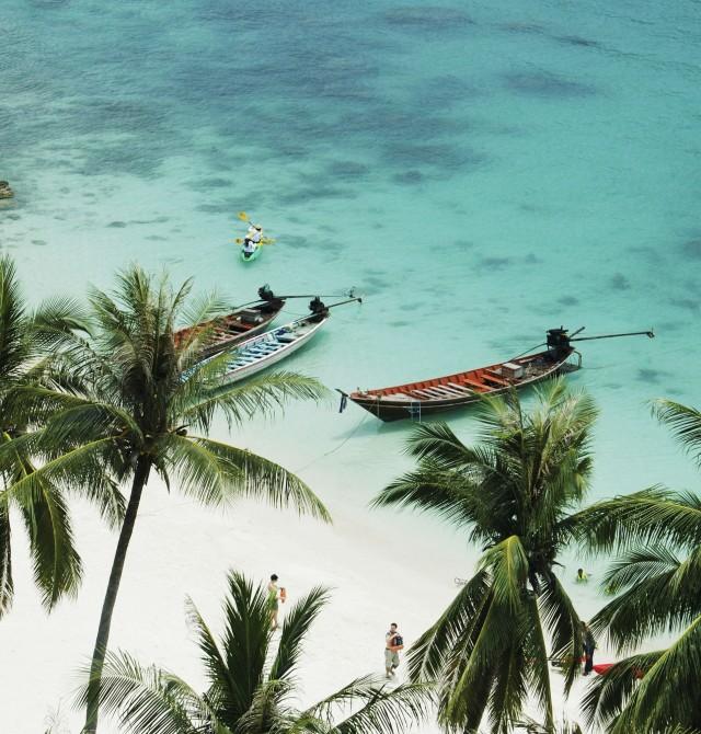 Playas de Tailandia Días 9, 10, 11, 12 y 13