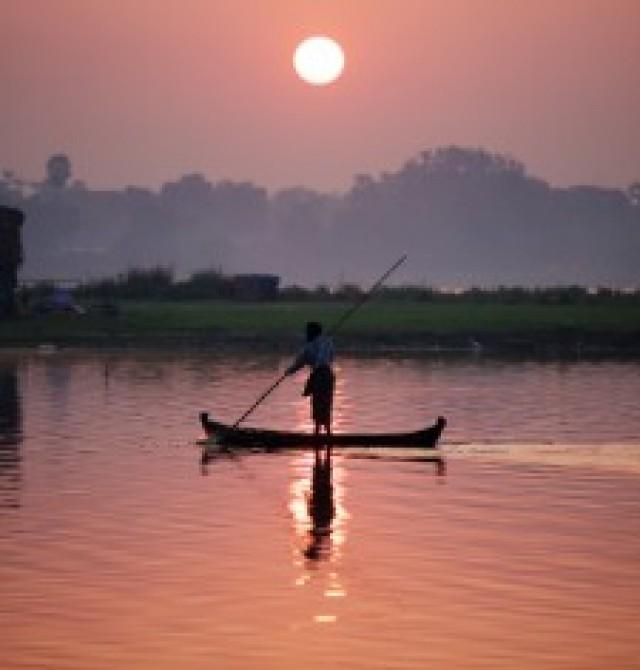 Yangon en Myanmar - Tailandia