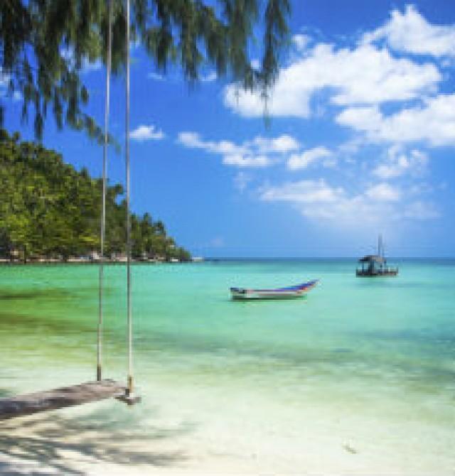 Playas de Tailandia Días 9 al 13