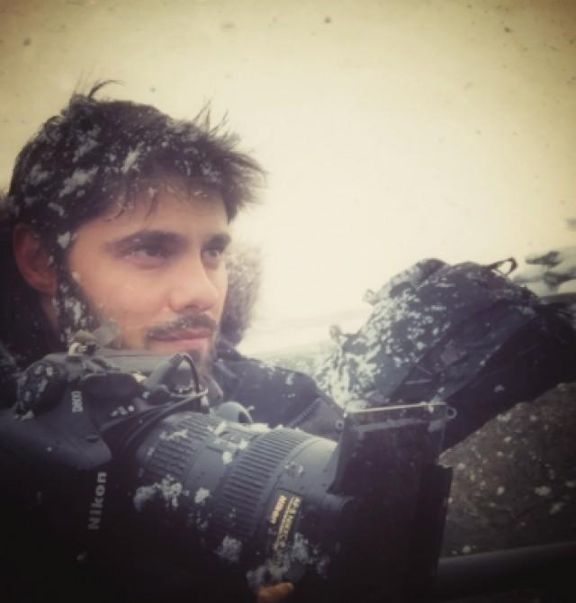 Iván Cano en Rusia, Kamchatka