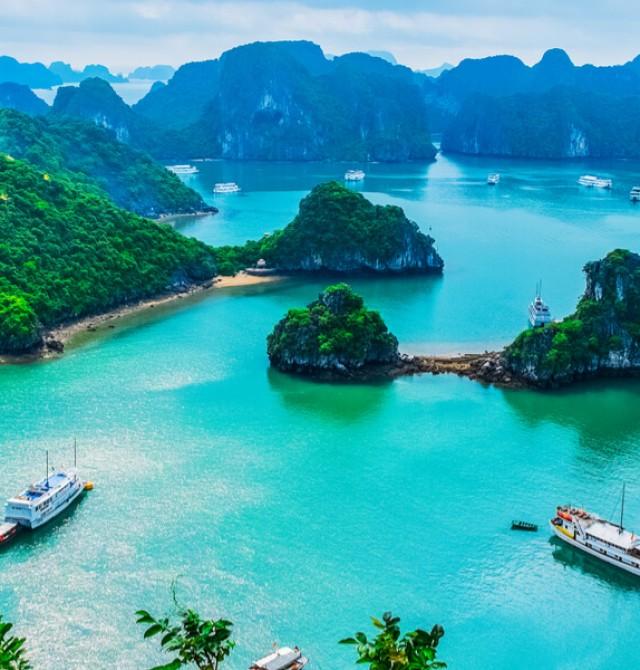 Halong en Vietnam y Camboya