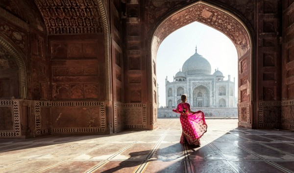 El Taj Mahal. Viaje a India con PANGEA The Travel Store