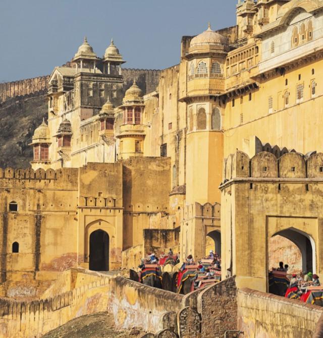 Jaipur en India