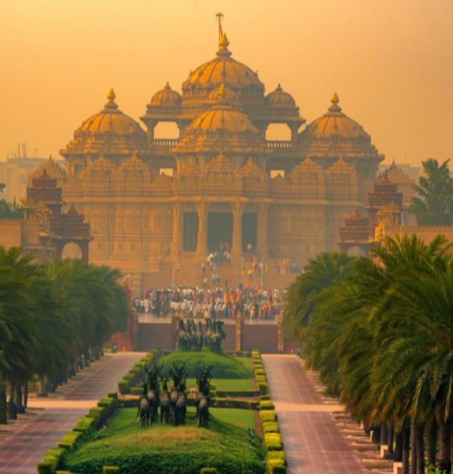 Delhi en India