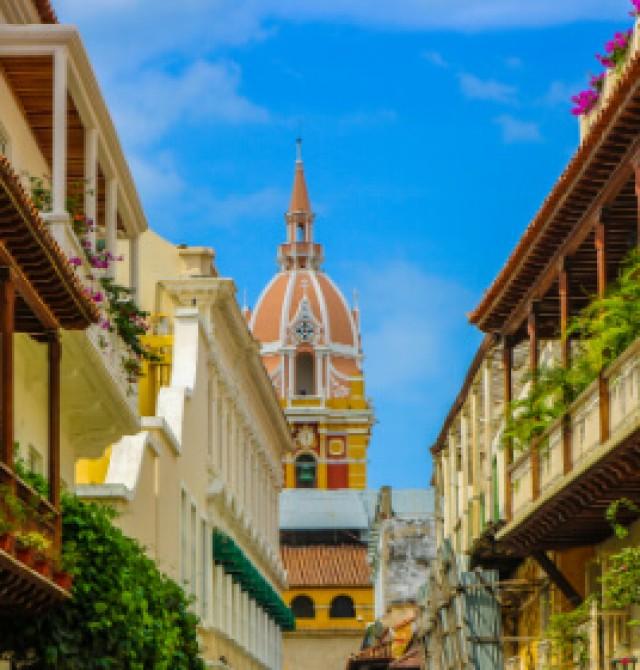 Cartagena  en Colombia