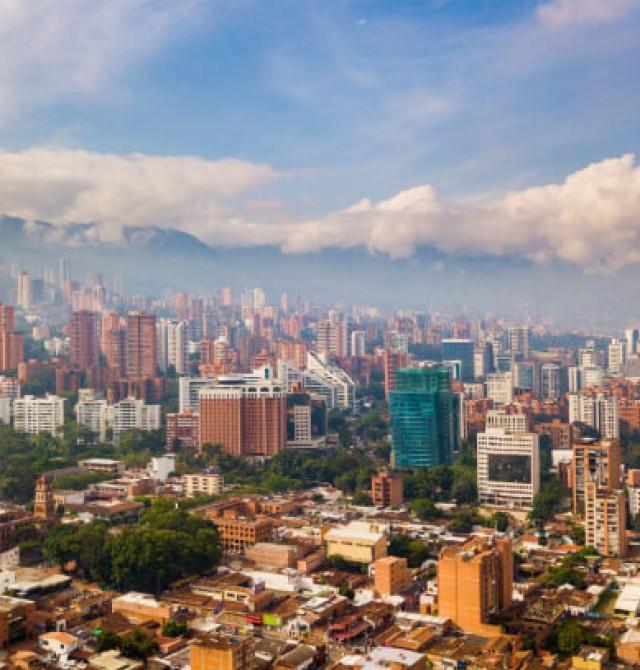 Medellín en Colombia