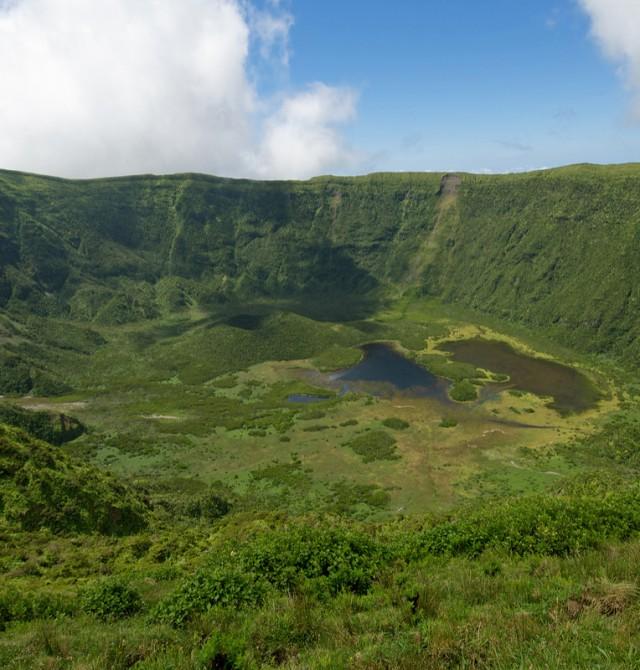 Horta en Azores