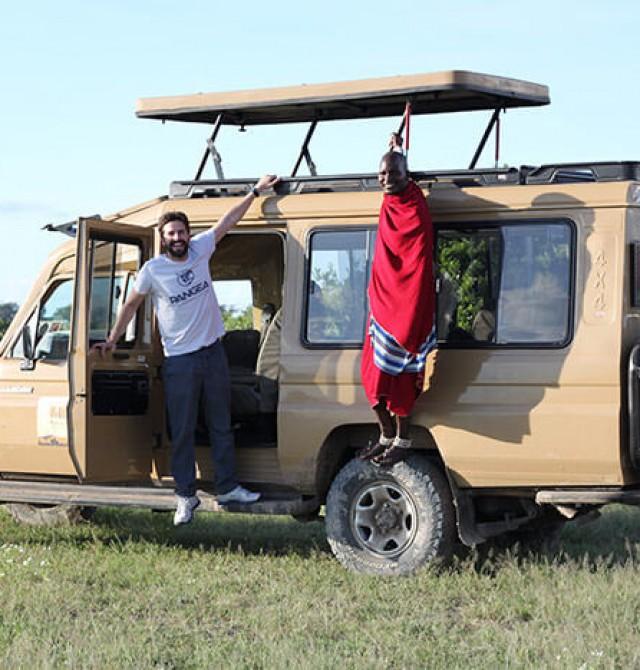 Safari en Sinya