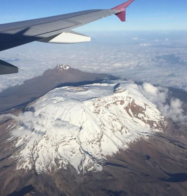 Vistas al Kilimanjaro
