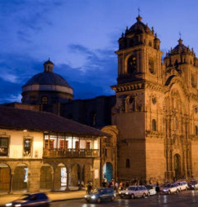 Cuzco en Perú