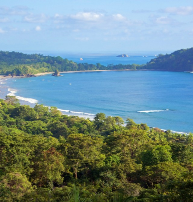 PN Manuel Antonio en Costa Rica