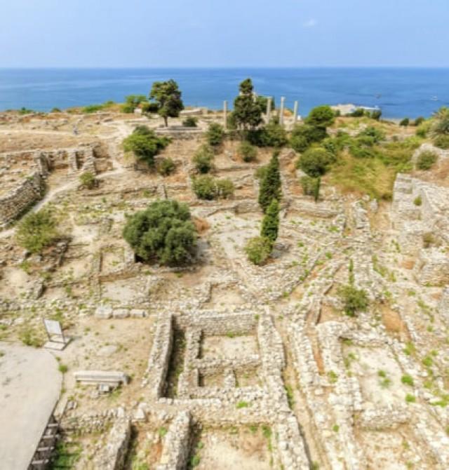 Biblos en Líbano