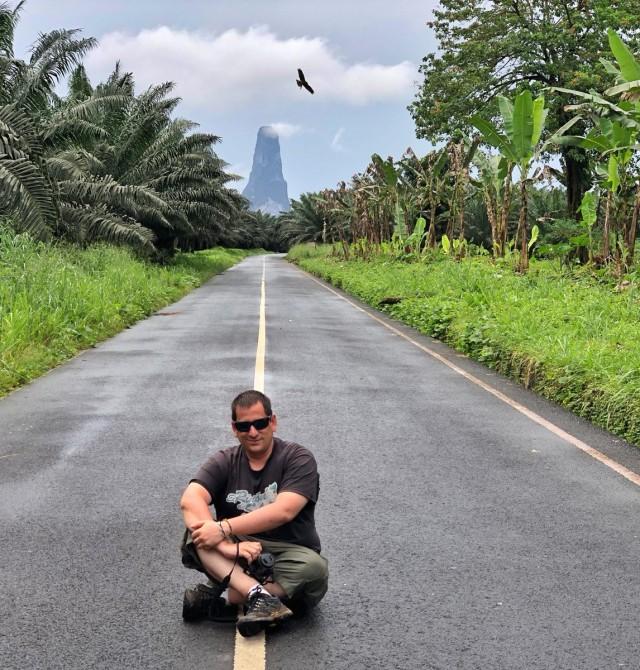 Cao Grande en Santo Tomé y Príncipe