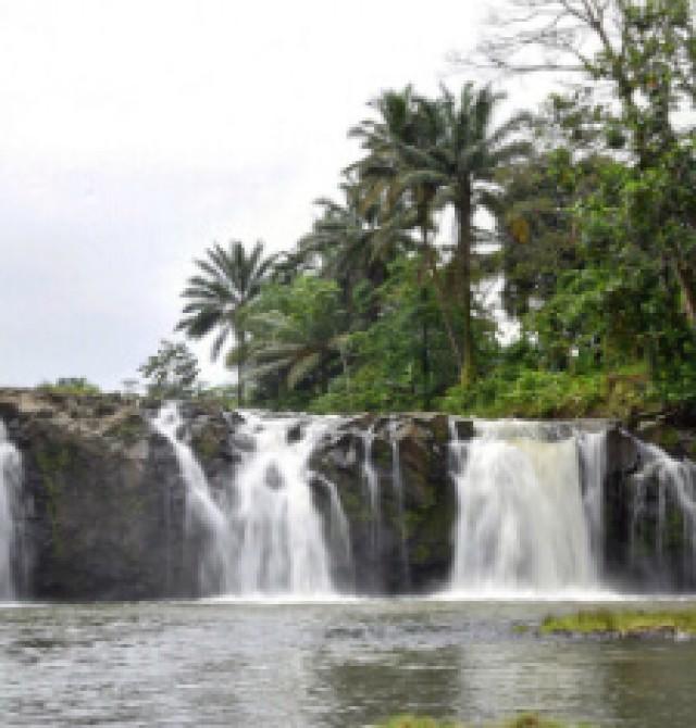 Costa Este de Santo Tomé  en Santo Tomé y Príncipe