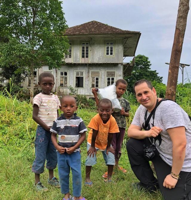 en Santo Tomé y Príncipe