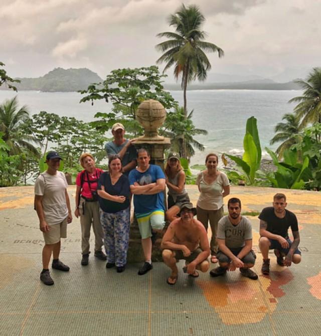 Ecuador en Santo Tomé y Príncipe