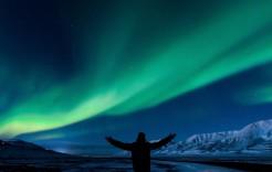 en Svalbard, Noruega