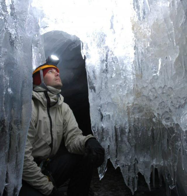cuevas de hielo