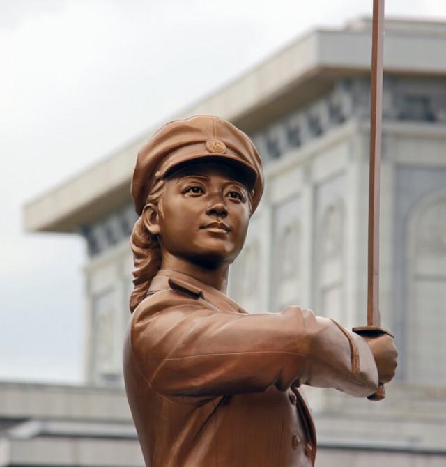 España - Pekín en Corea del Norte