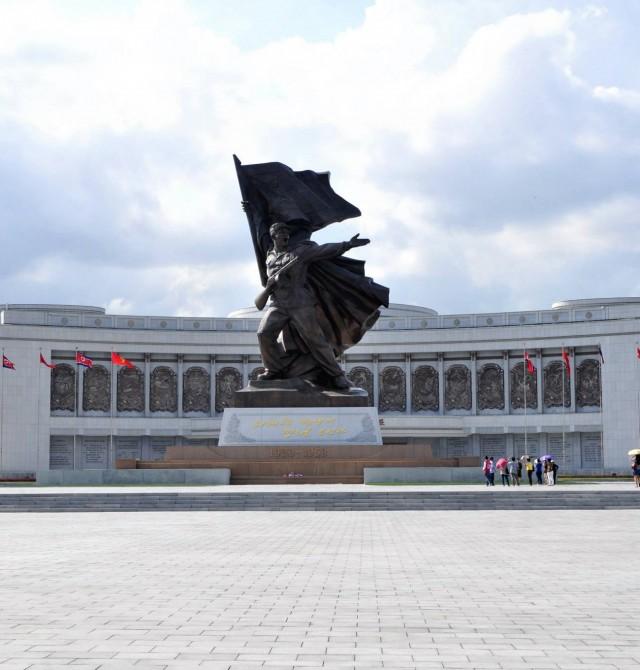 Pekín - Pyongyang en Corea del Norte