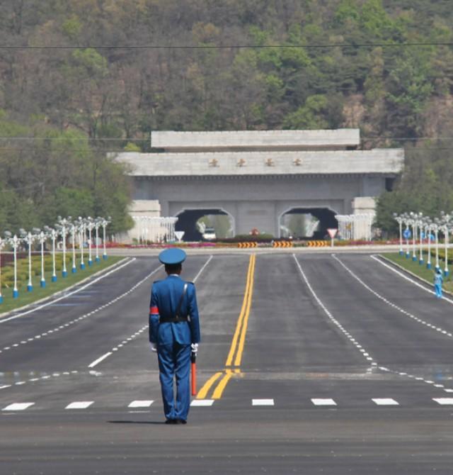 Corea del Norte en Corea del Norte