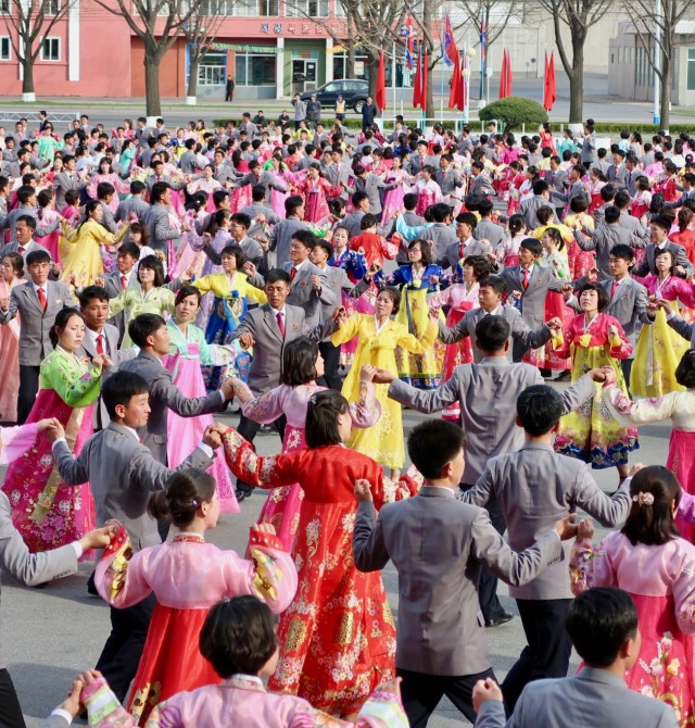 Pyongyang en Corea del Norte