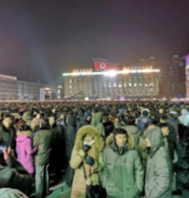 Pyonyang.  en Corea del Norte