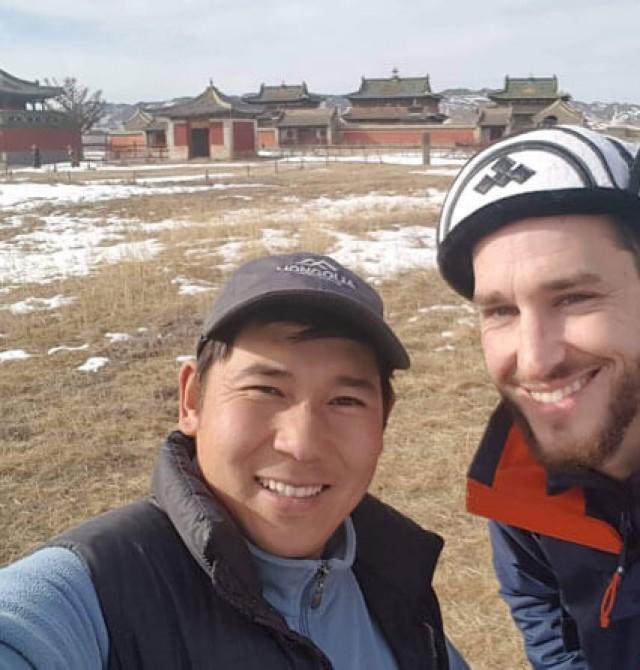 Pablo Tomé en Corea del Norte