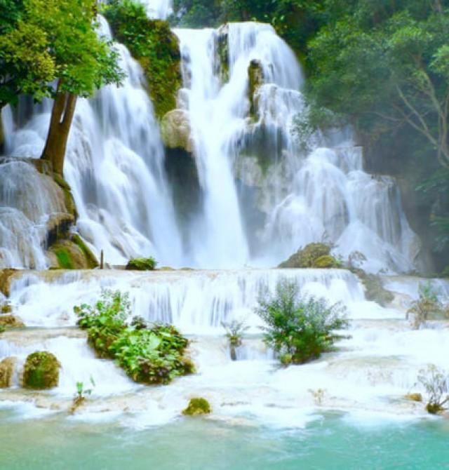 Belleza natural laosiana