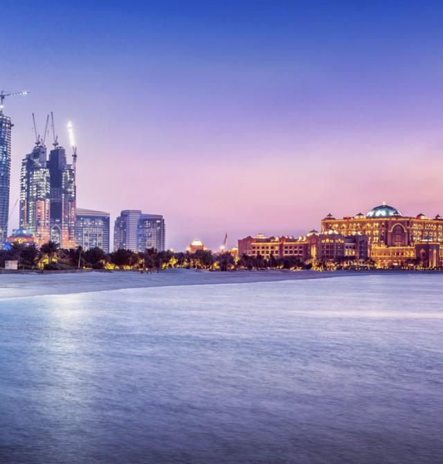 Abu Dabi en Emiratos Árabes Unidos