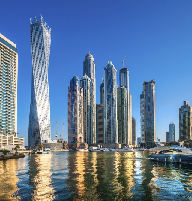 Vuelta a casa en Emiratos Árabes Unidos