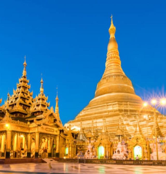 Pagoda Shwedagon