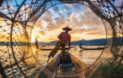 en Myanmar y Laos