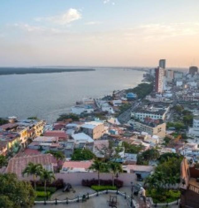 Guayaquil - España