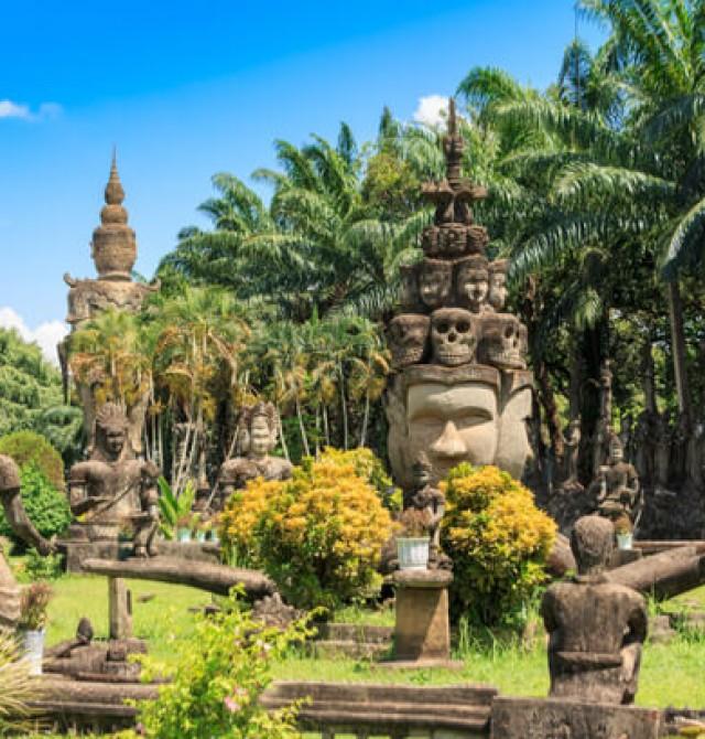 Vientián en Laos