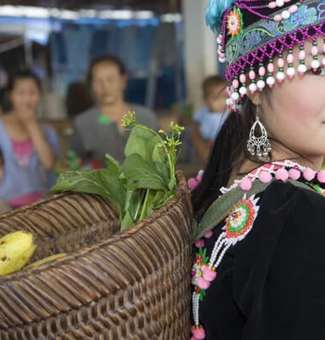 Poblados hmong en Laos