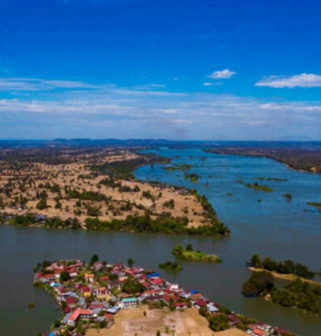 4000 islas del Mekong en Laos