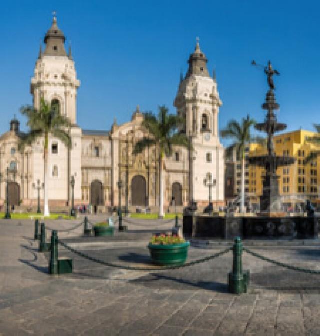 España - Lima