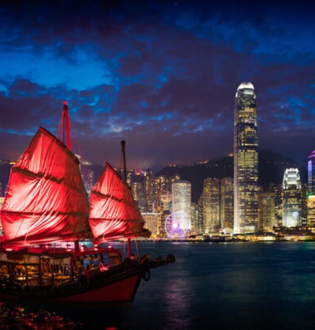 Hong Kong en Myanmar y Hong Kong