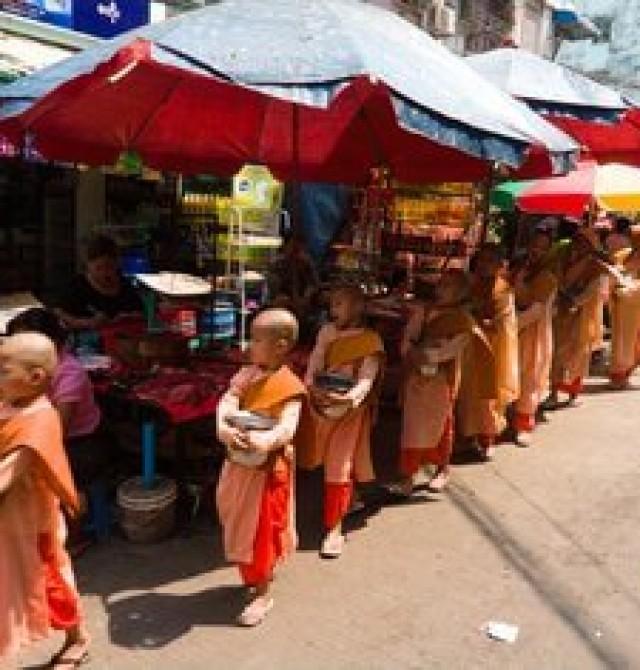 Yangón - España en Myanmar y Hong Kong