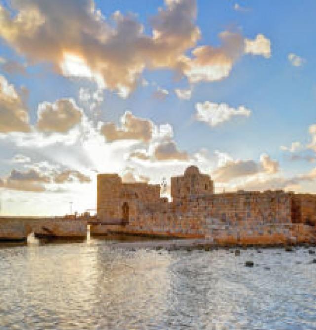 Beit Al Dine – Sidon – Tiro  en Líbano