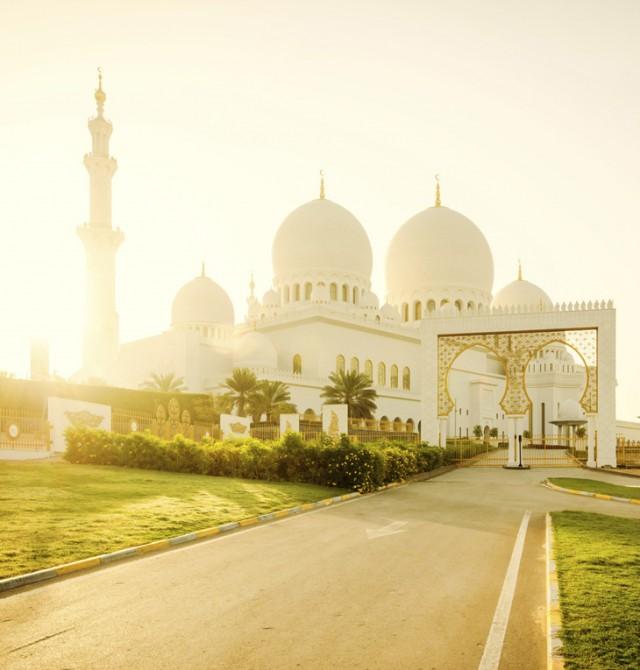 Dubái - Abu Dabi