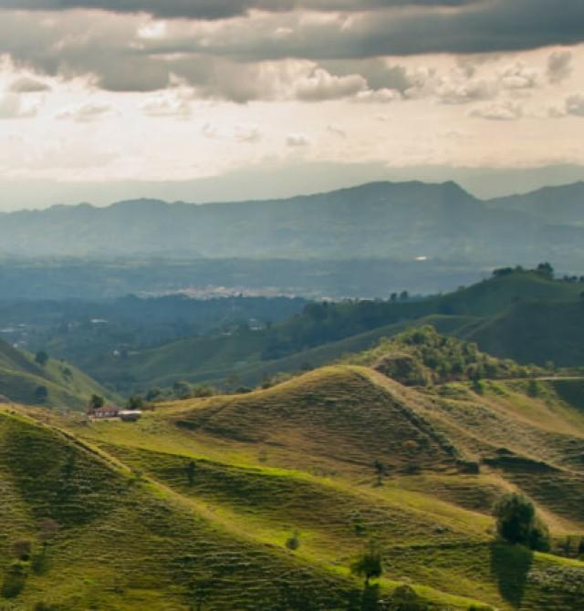 Pereira y su entorno cafetero en Colombia