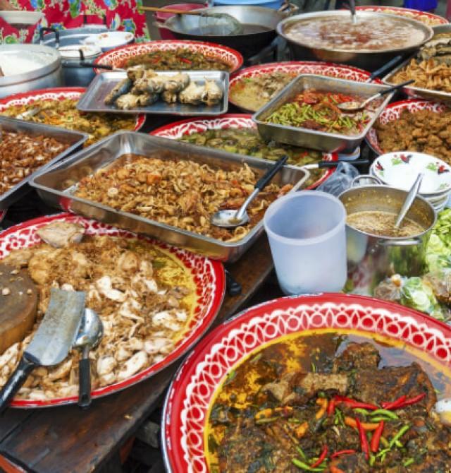 """Bangkok """"streetfood"""""""