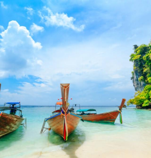 Isla de Phuket en Tailandia