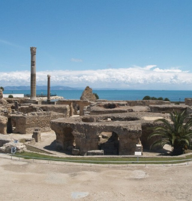 Termas Antonino Pio - Cartago