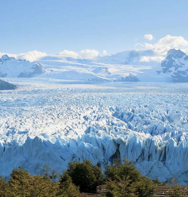 Perito Moreno en Buenos Aires