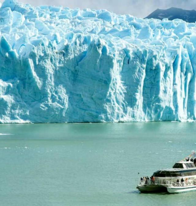 Parque Nacional de los Glaciares  en Buenos Aires